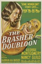 The Brasher Doubloon 1947 DVD - George Montgomery / Nancy Guild